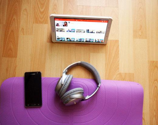 Yoga connect : la plateforme de cours de yoga en ligne