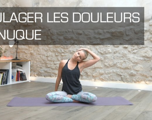 Apprendre le yoga avec Sandrine [Vidéos en ligne]