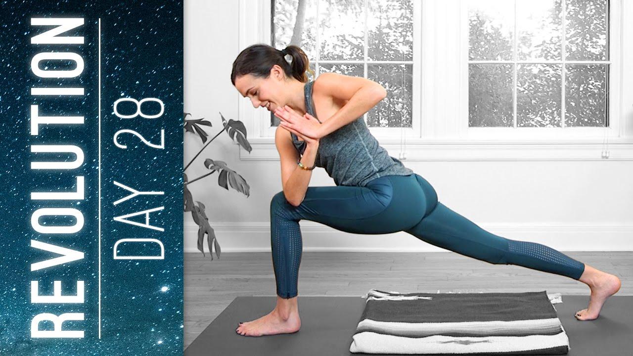 yoga revolution challenge