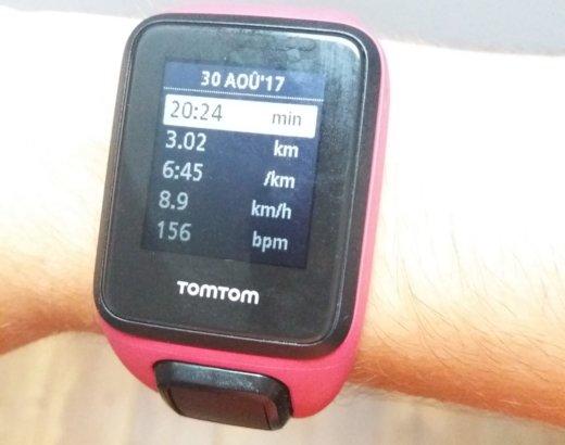 2ème mois de running et 61 kilomètres
