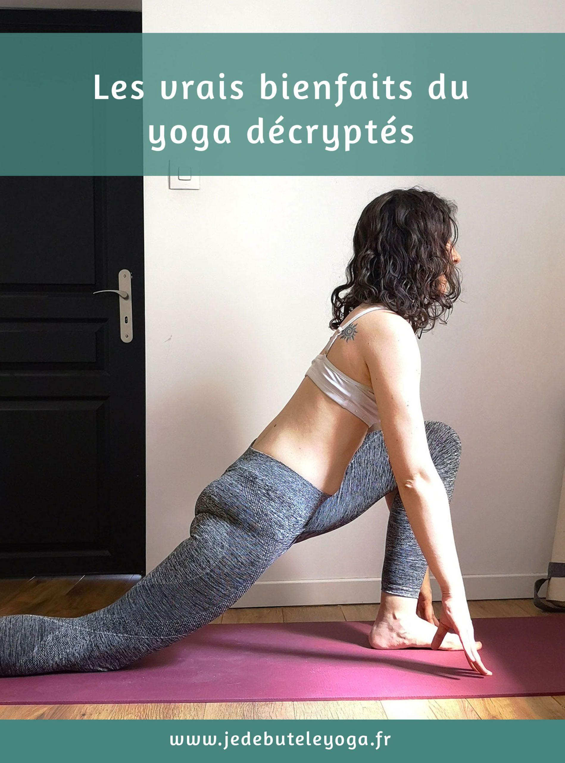 bienfaits du yoga
