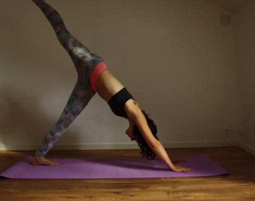Ce que le yoga provoque en moi