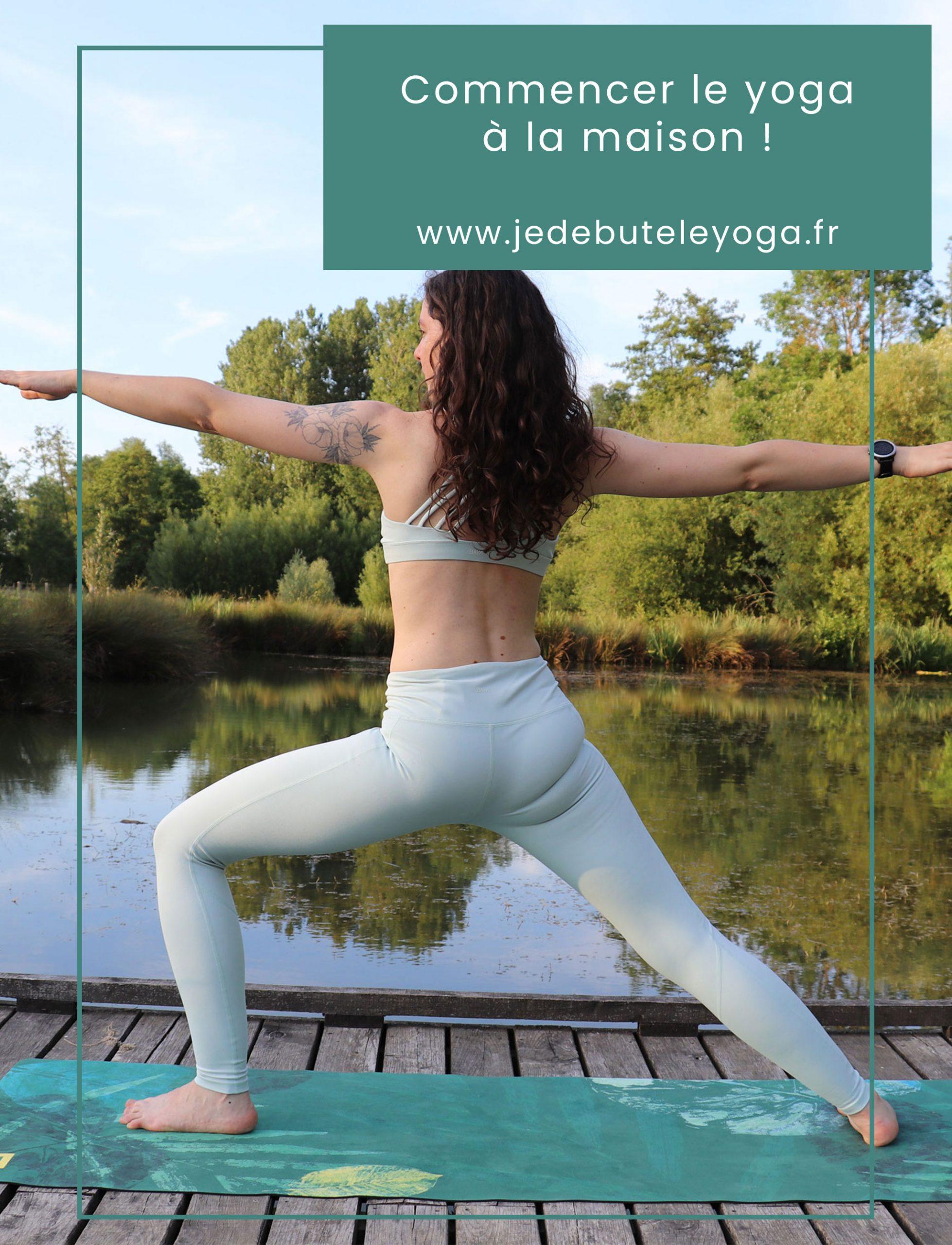Commencer le yoga tout seul