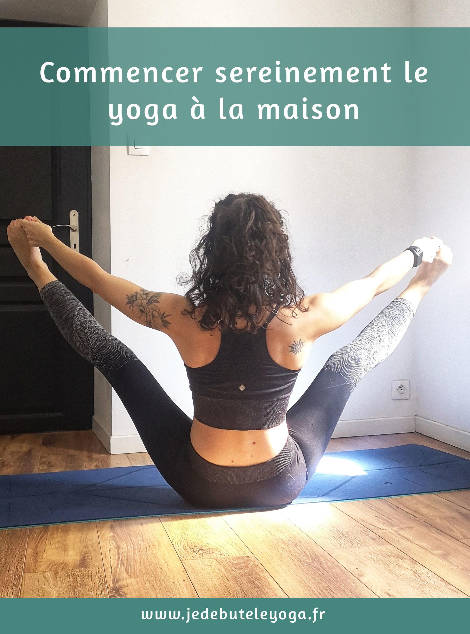 débuter le yoga chez soi simplement