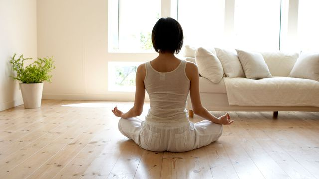 yoga-a-la-maison