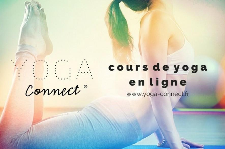 yoga connect plateforme yoga