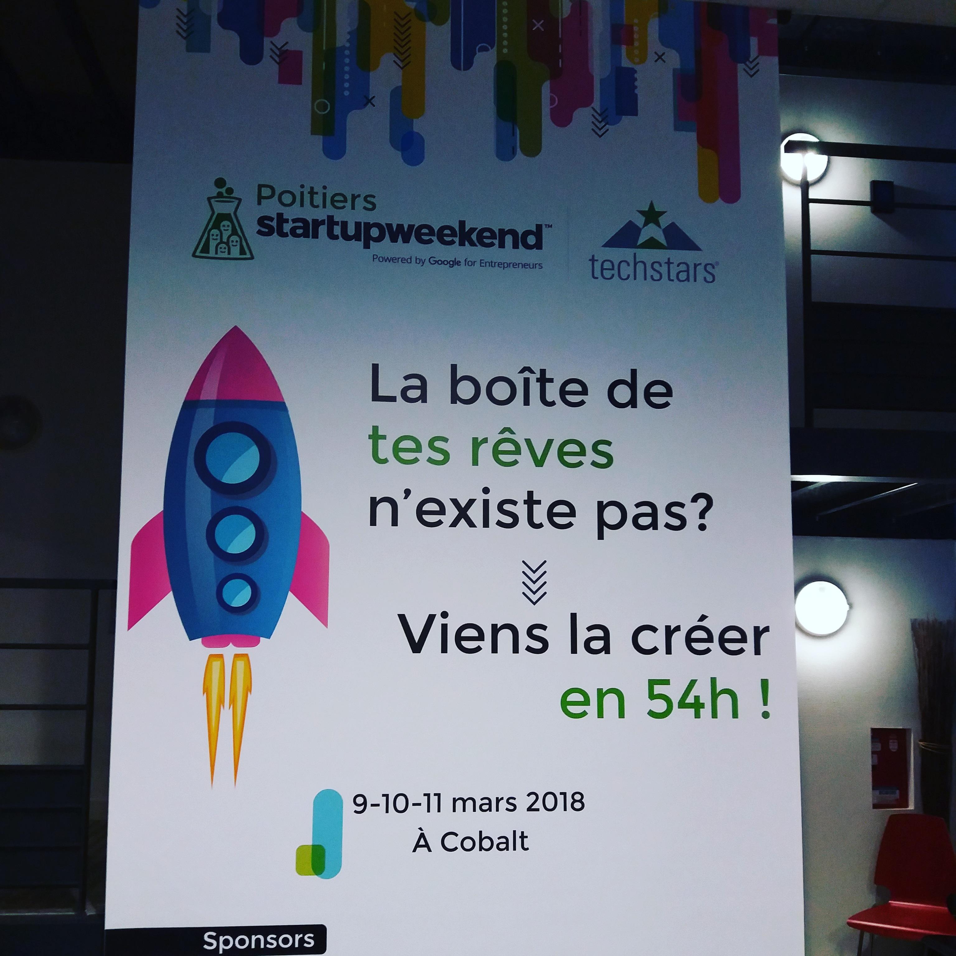 Start-up week-end Poitiers