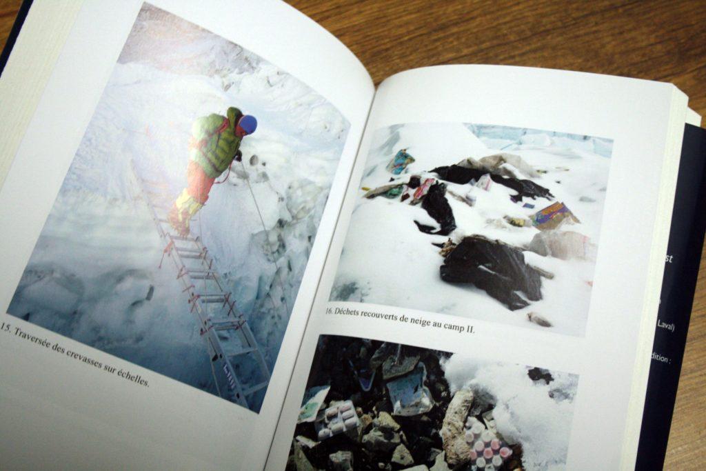 photos du livre Altitudes
