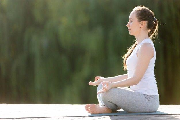 méditation et respiration abdominale