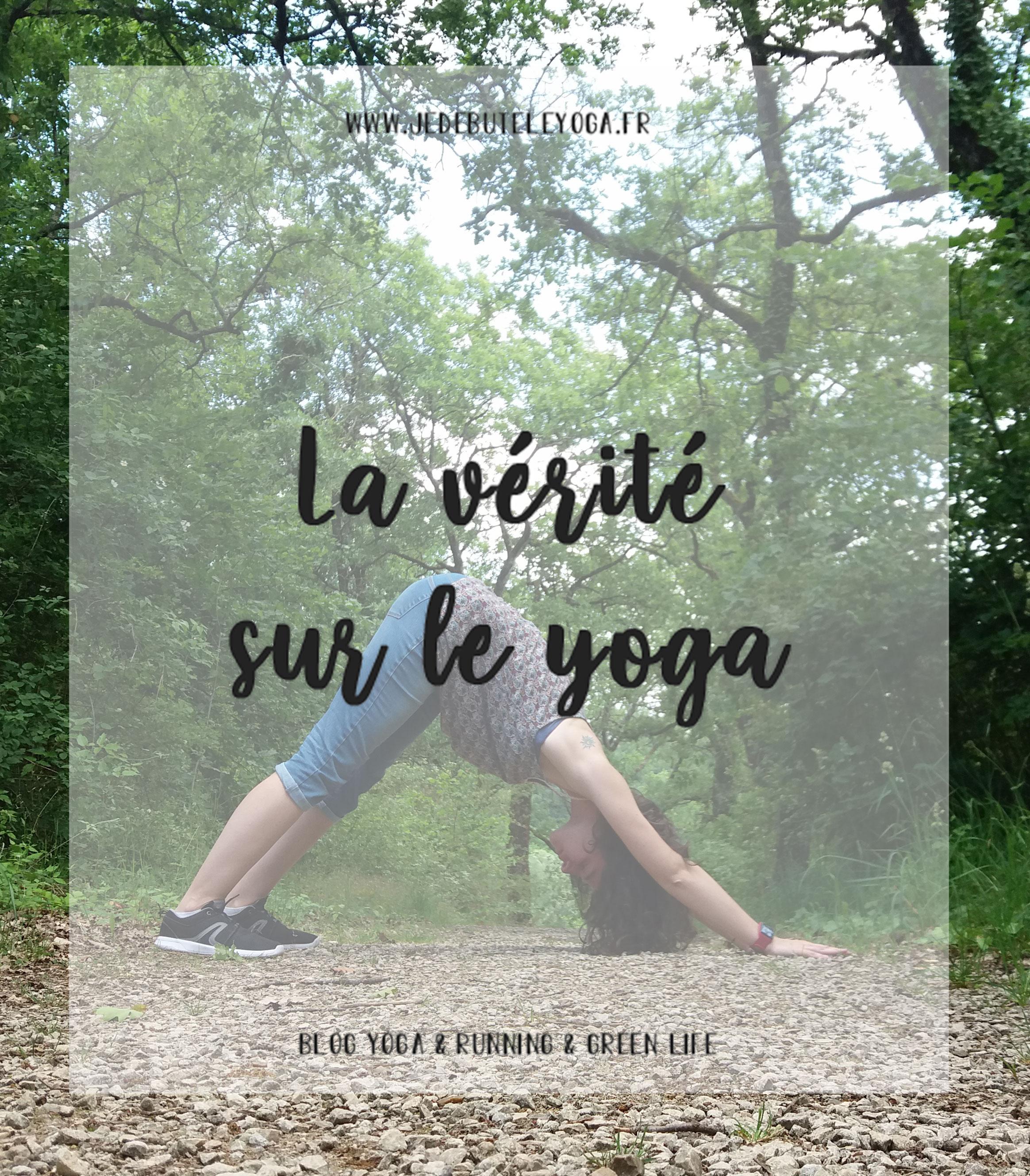 la vérité sur le yoga