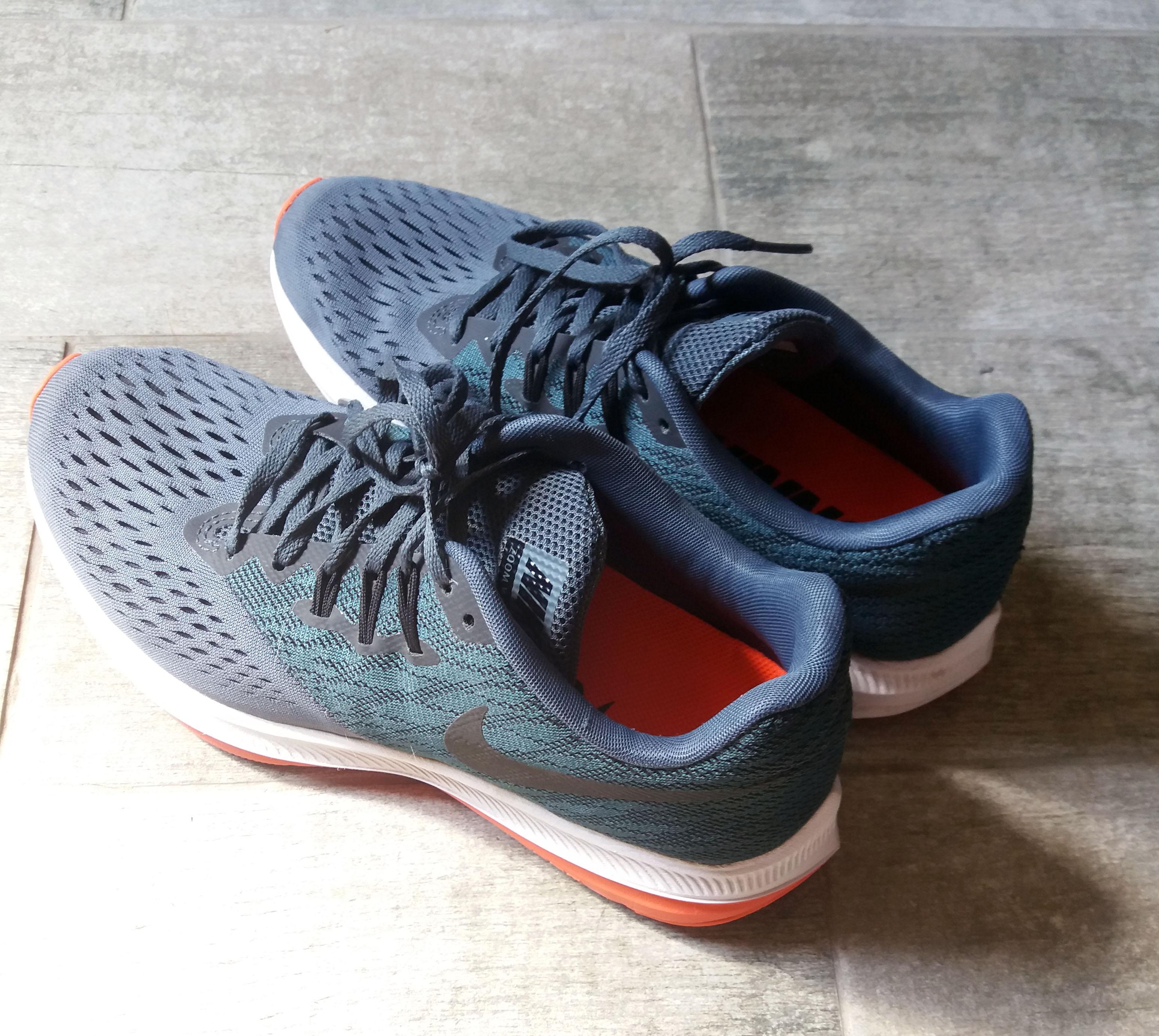 chaussures running légères
