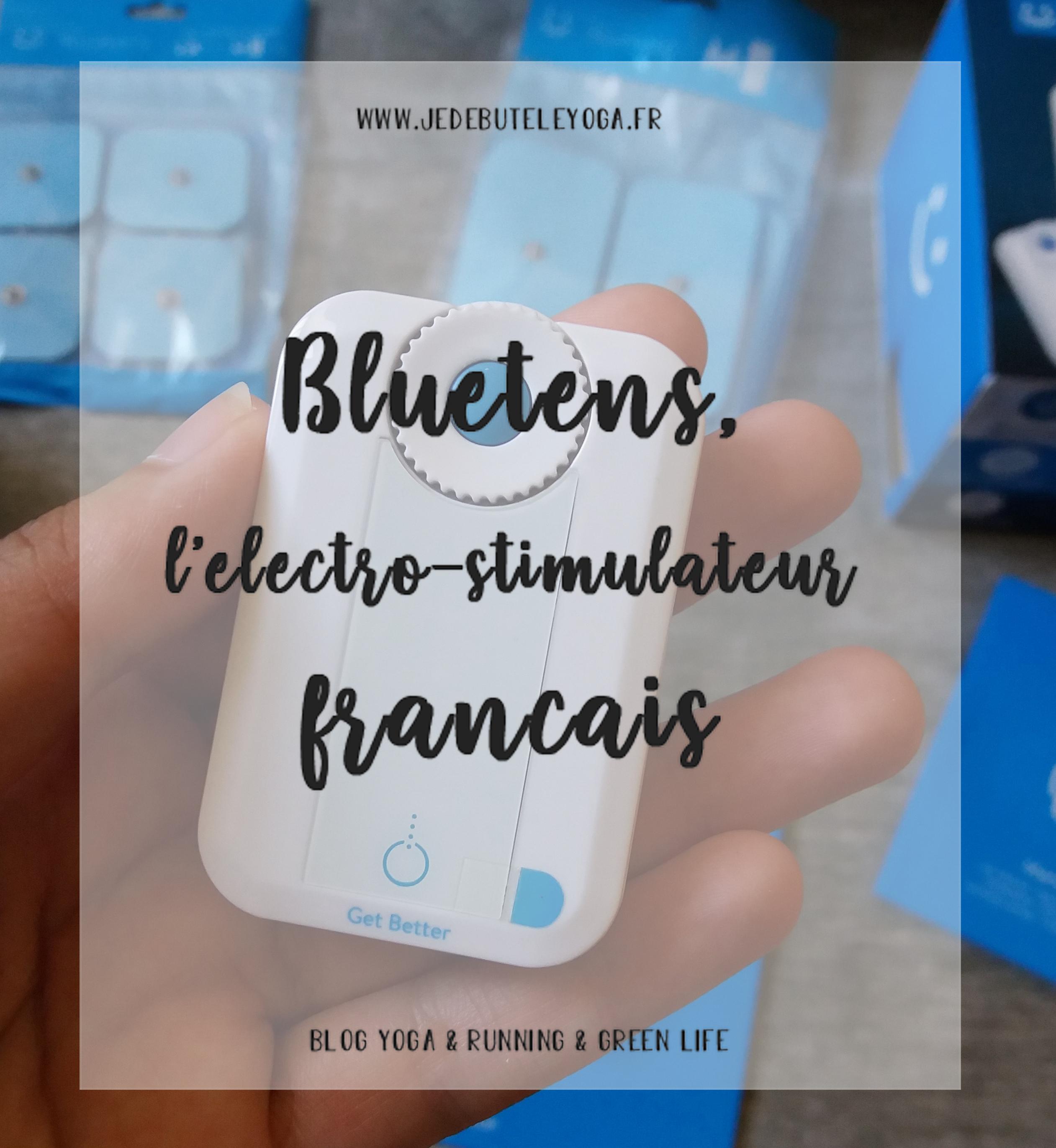 bluetens l electro stimulateur francais