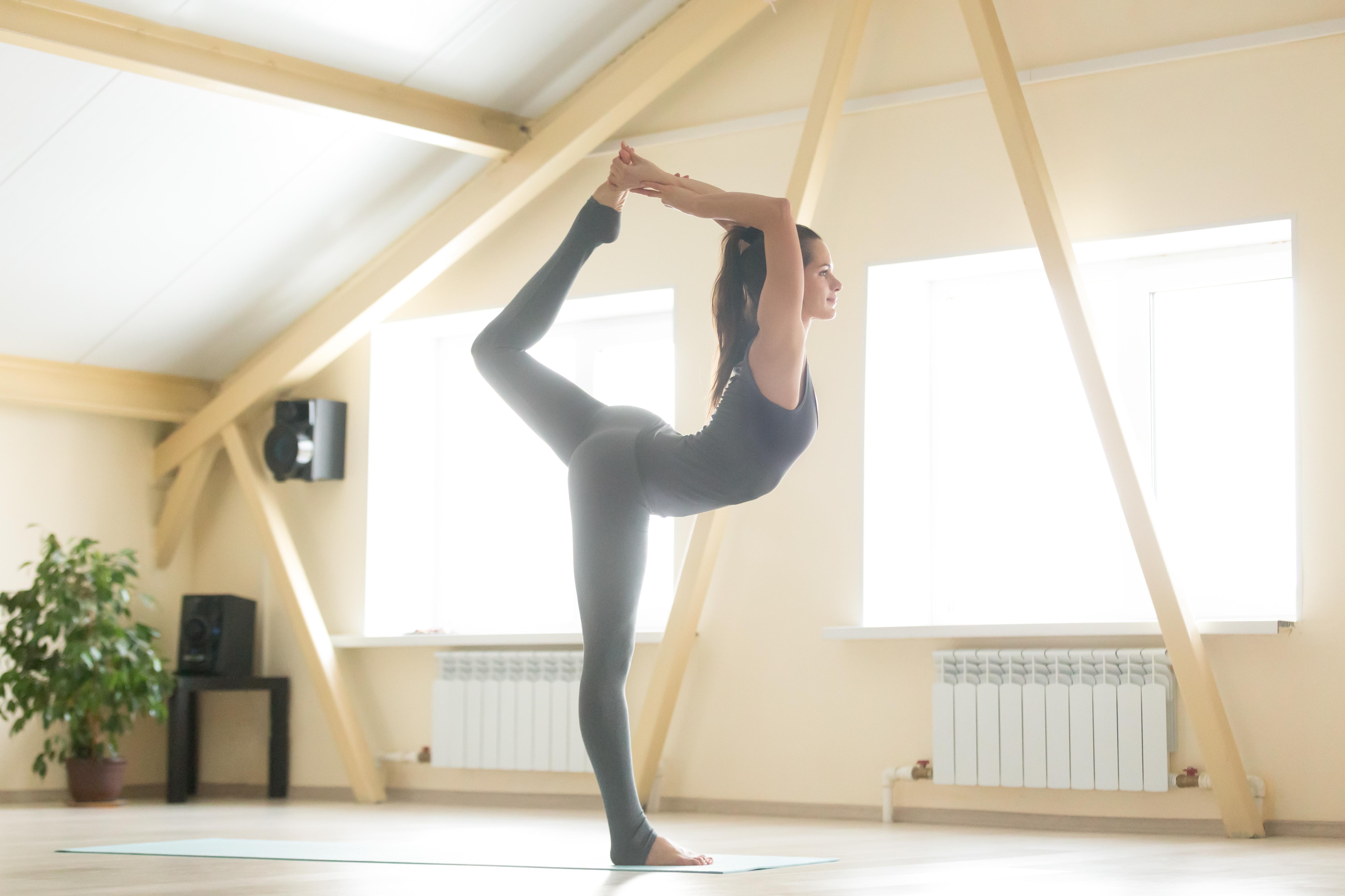 ma semaine de yoga et de sport
