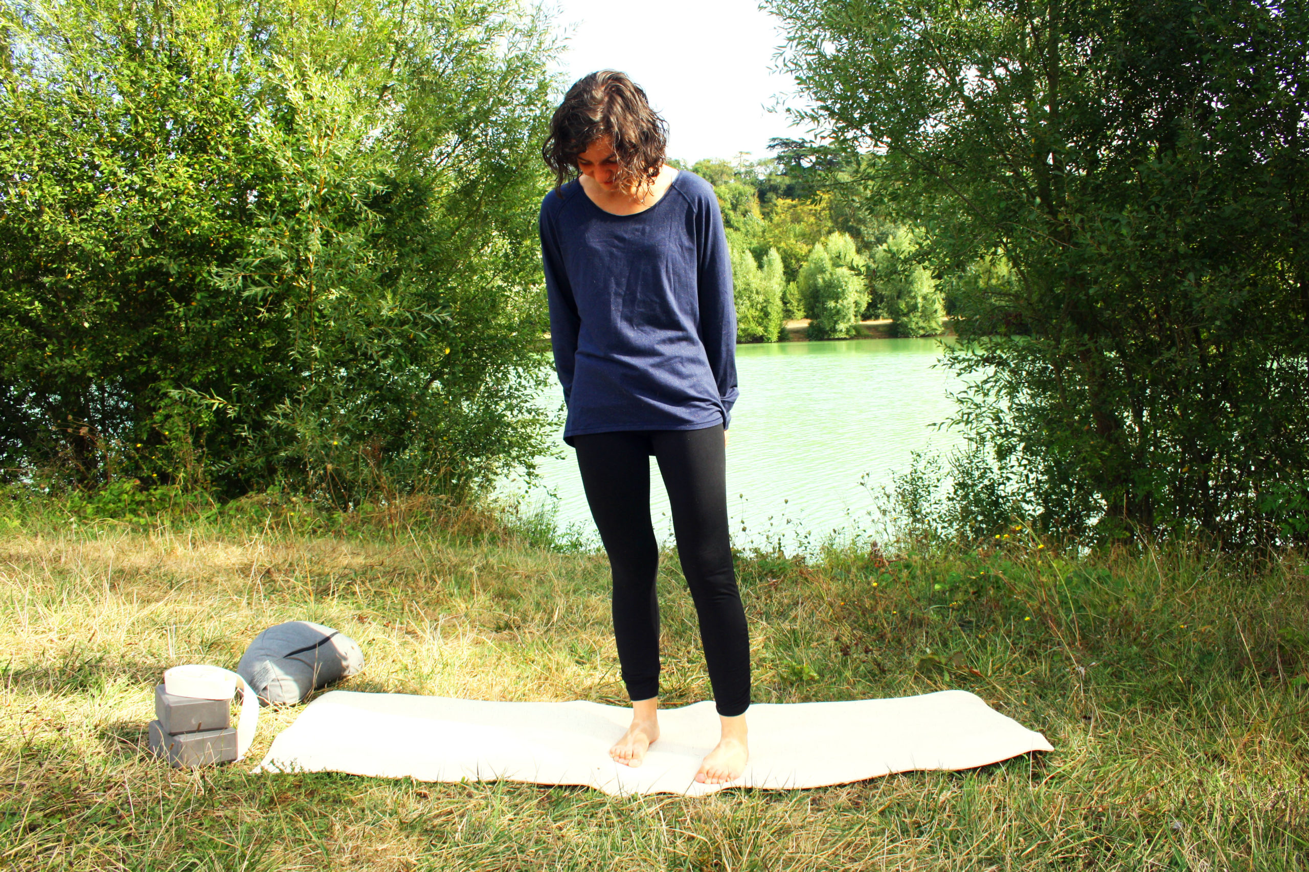 nouvelle tenue yoga eco decathlon
