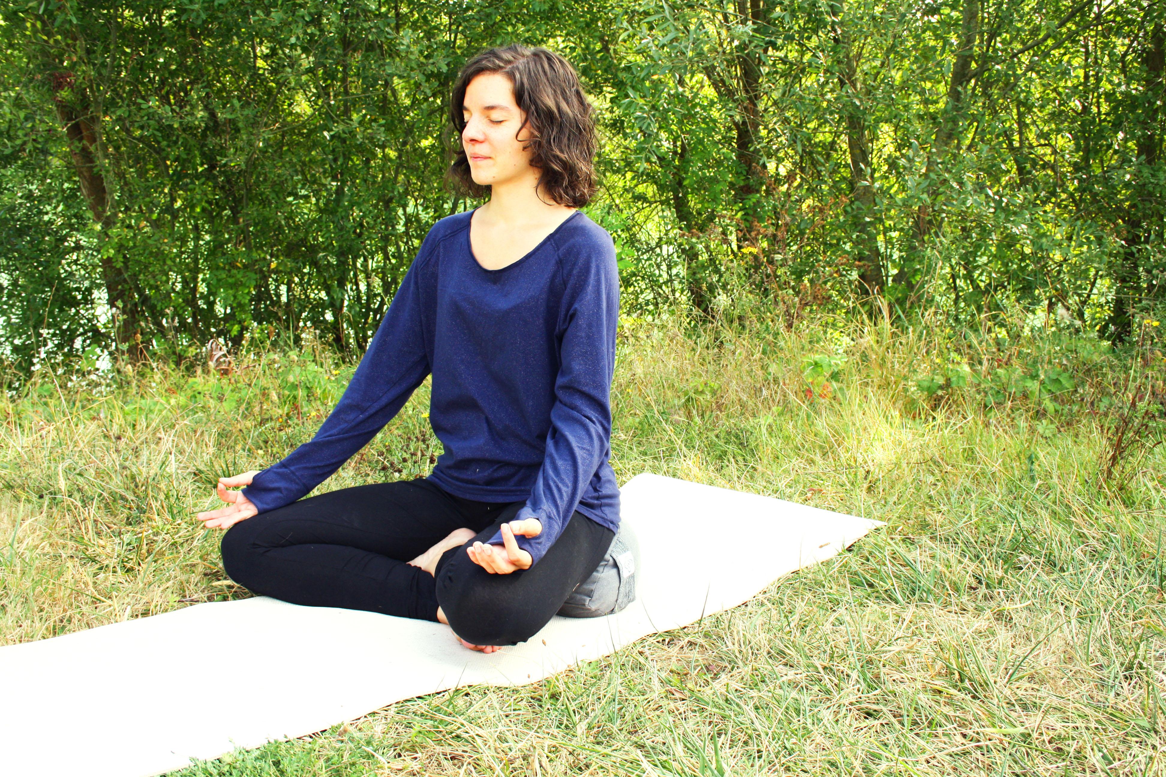 posture meditation mudras yoga
