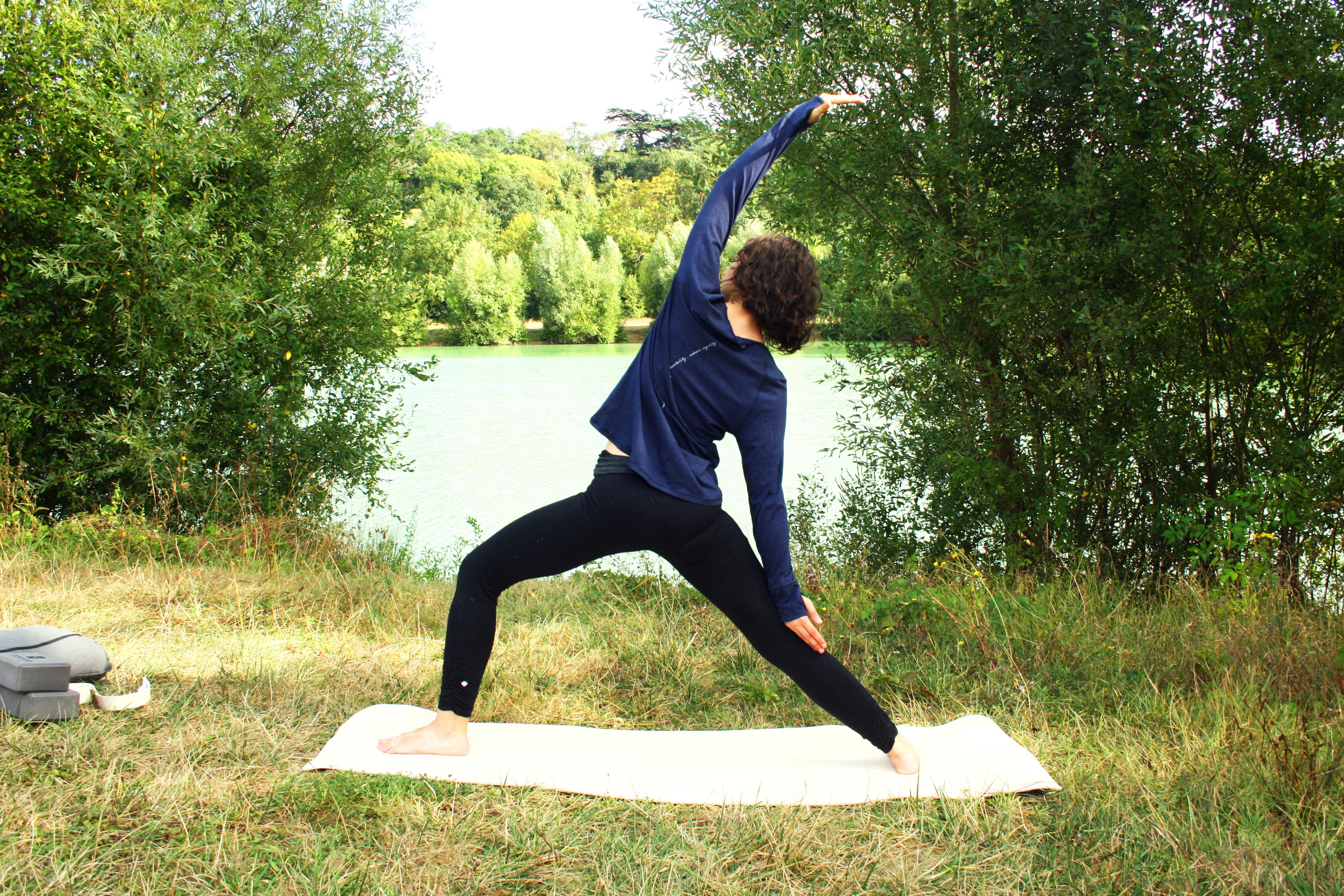 la nouvelle gamme yoga eco by decathlon