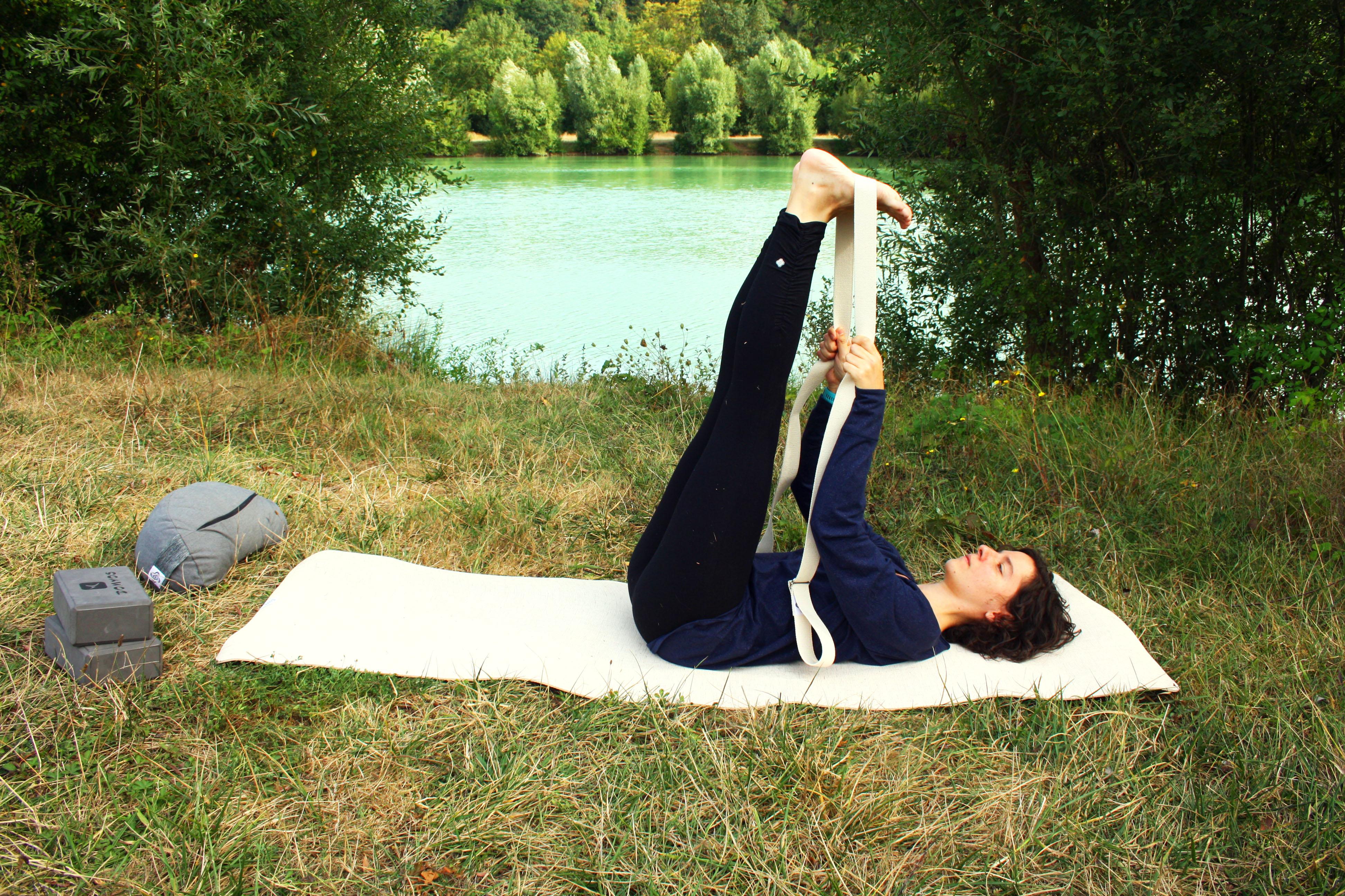 yoga sangles eco accessoires