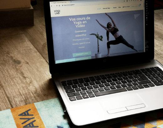 J'ai testé Yogi Lab : les cours à la carte