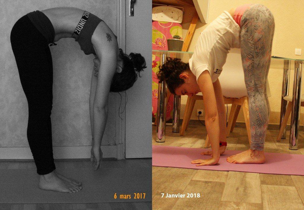 évolution posture pince debout