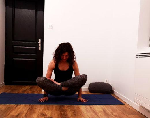 J'ai testé l'Ashtanga Vinyasa Yoga