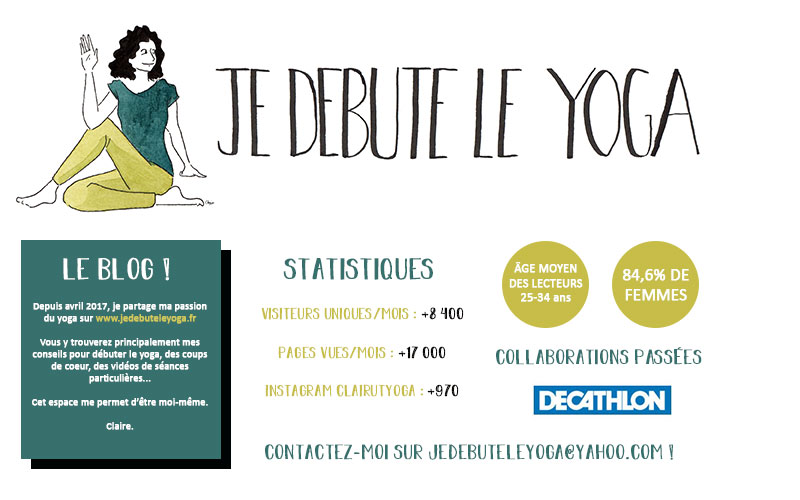kit média je débute le yoga