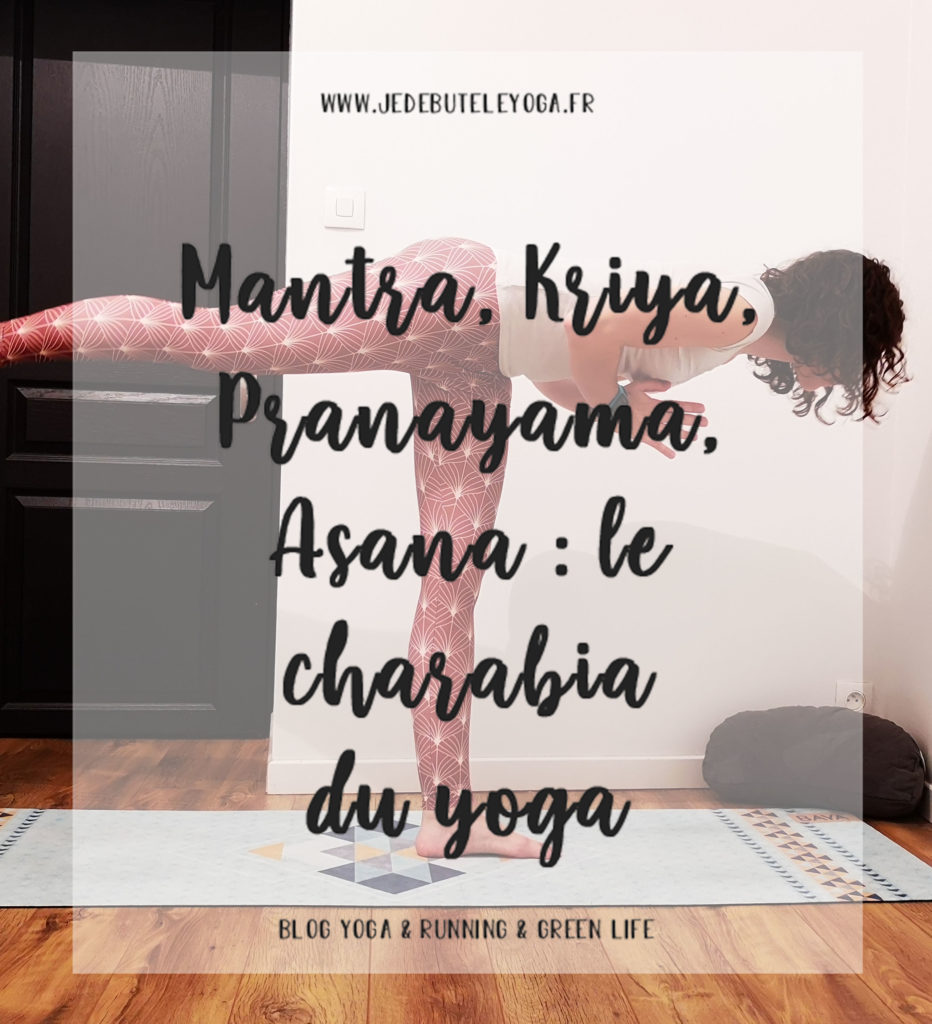 le charabia du yoga