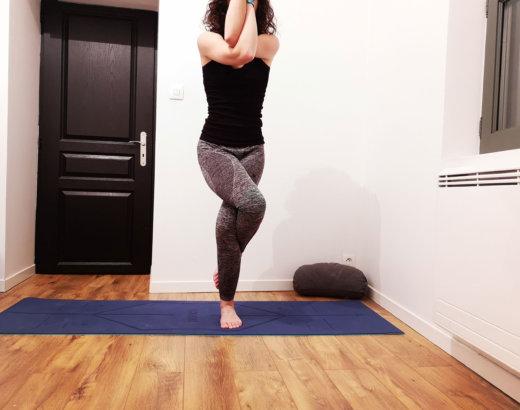 5 postures de yoga que j'adore et pourquoi !
