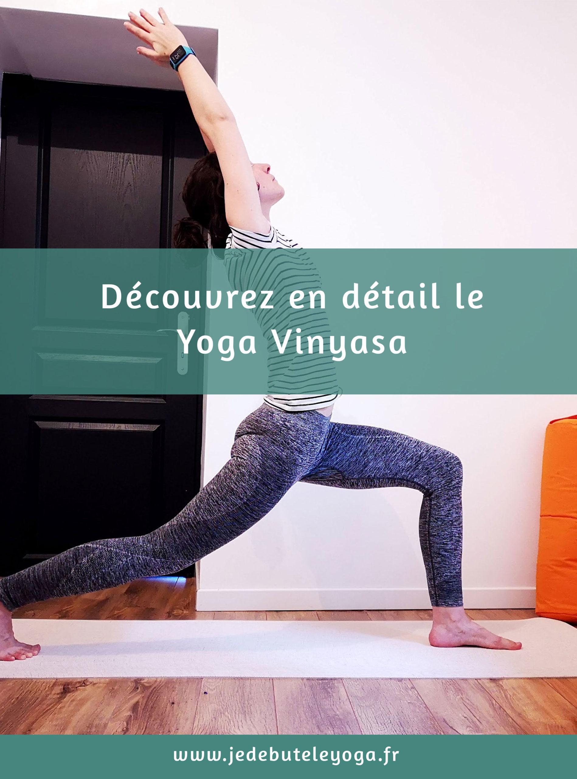 Qu'est-ce que le yoga vinyasa ?