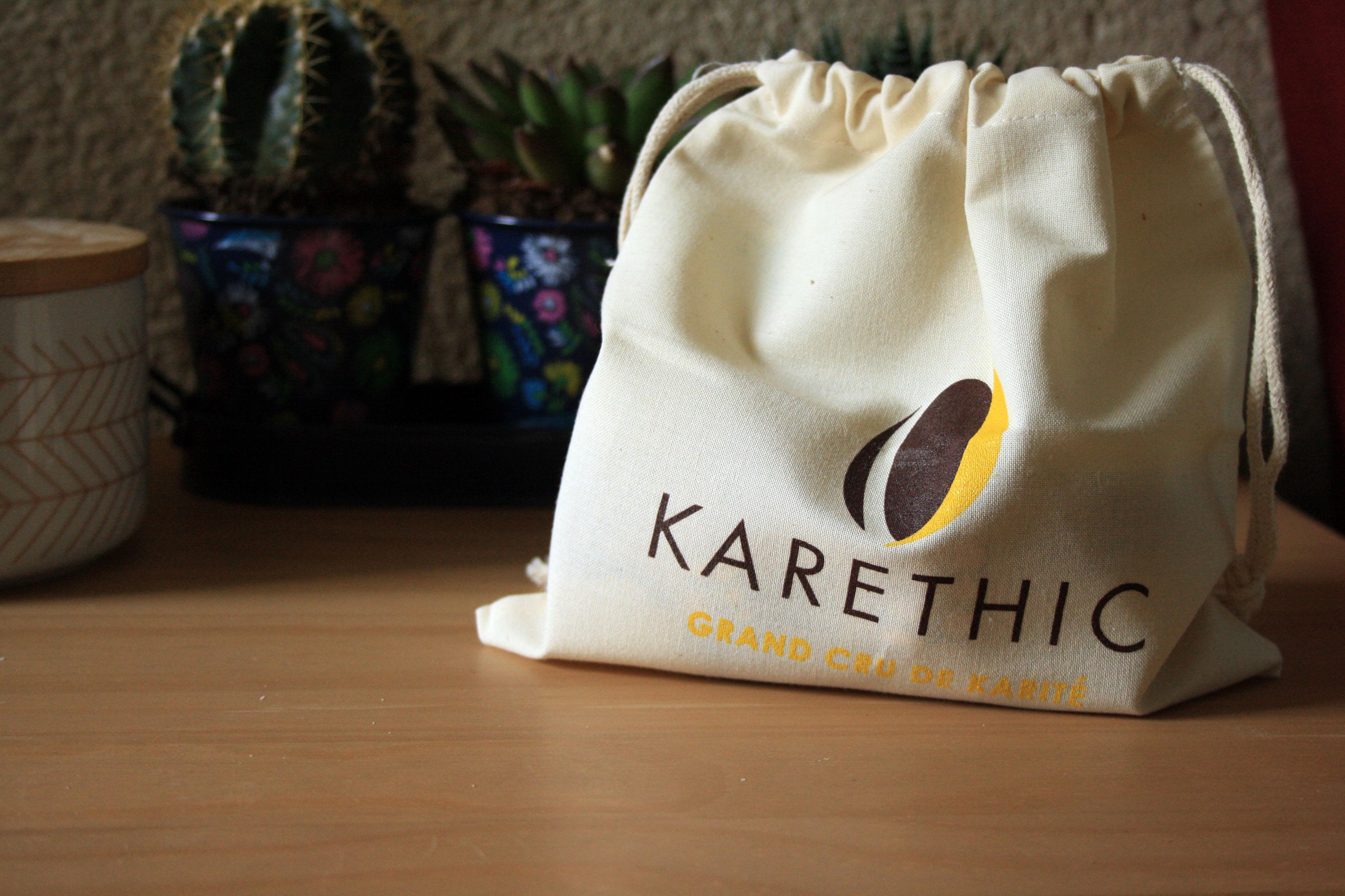 Sac kit tatouage Karethic