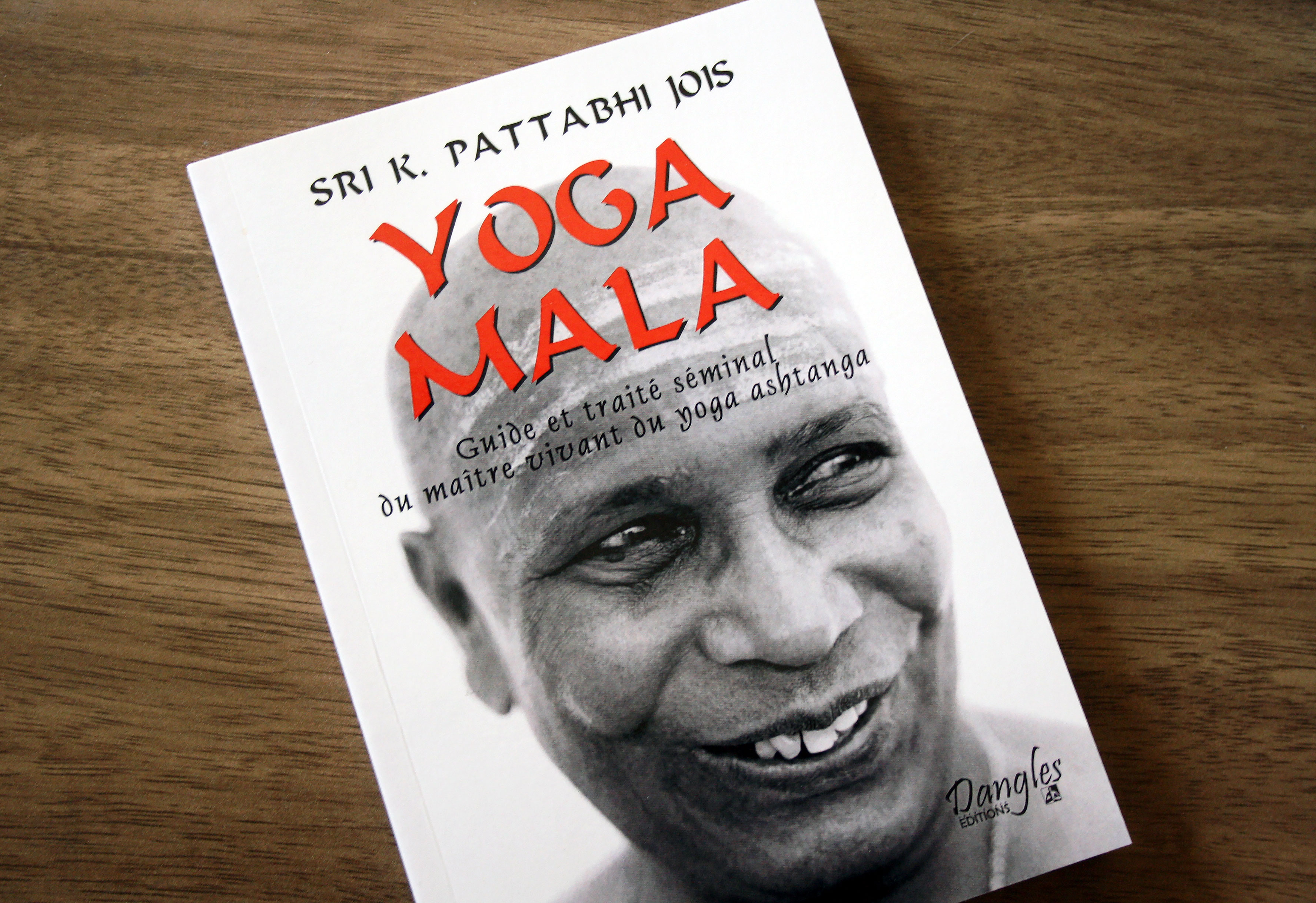 Yoga Mala livre de Pattabhi Jois