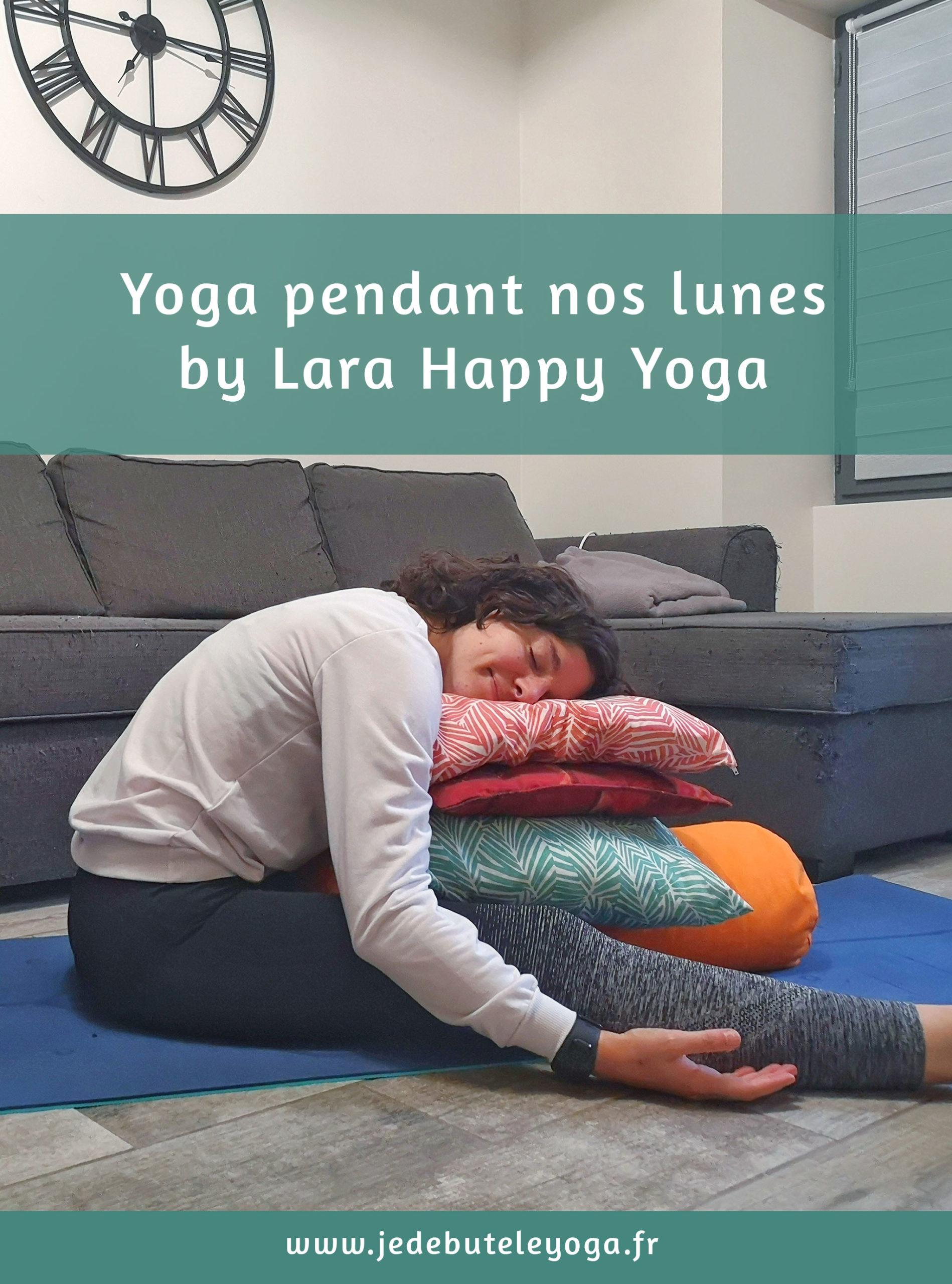 Soulager les douleurs pré-menstruelles avec le yoga