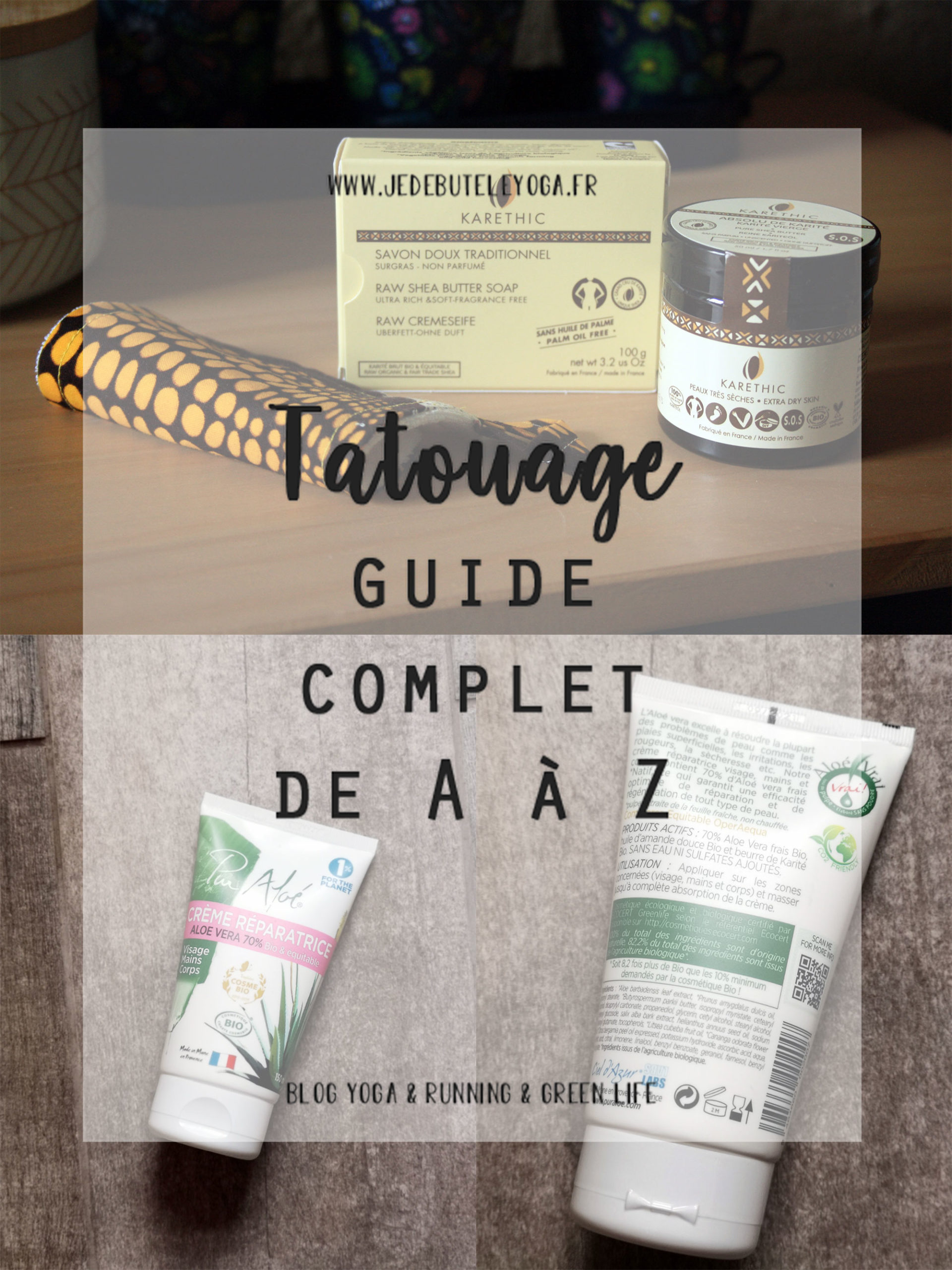 Tatouage, guide complet de a à z