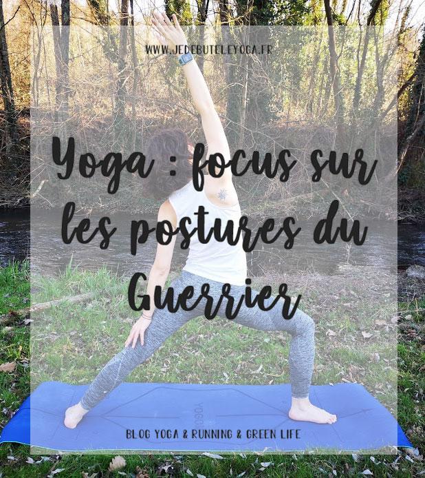 posture du guerrier yoga