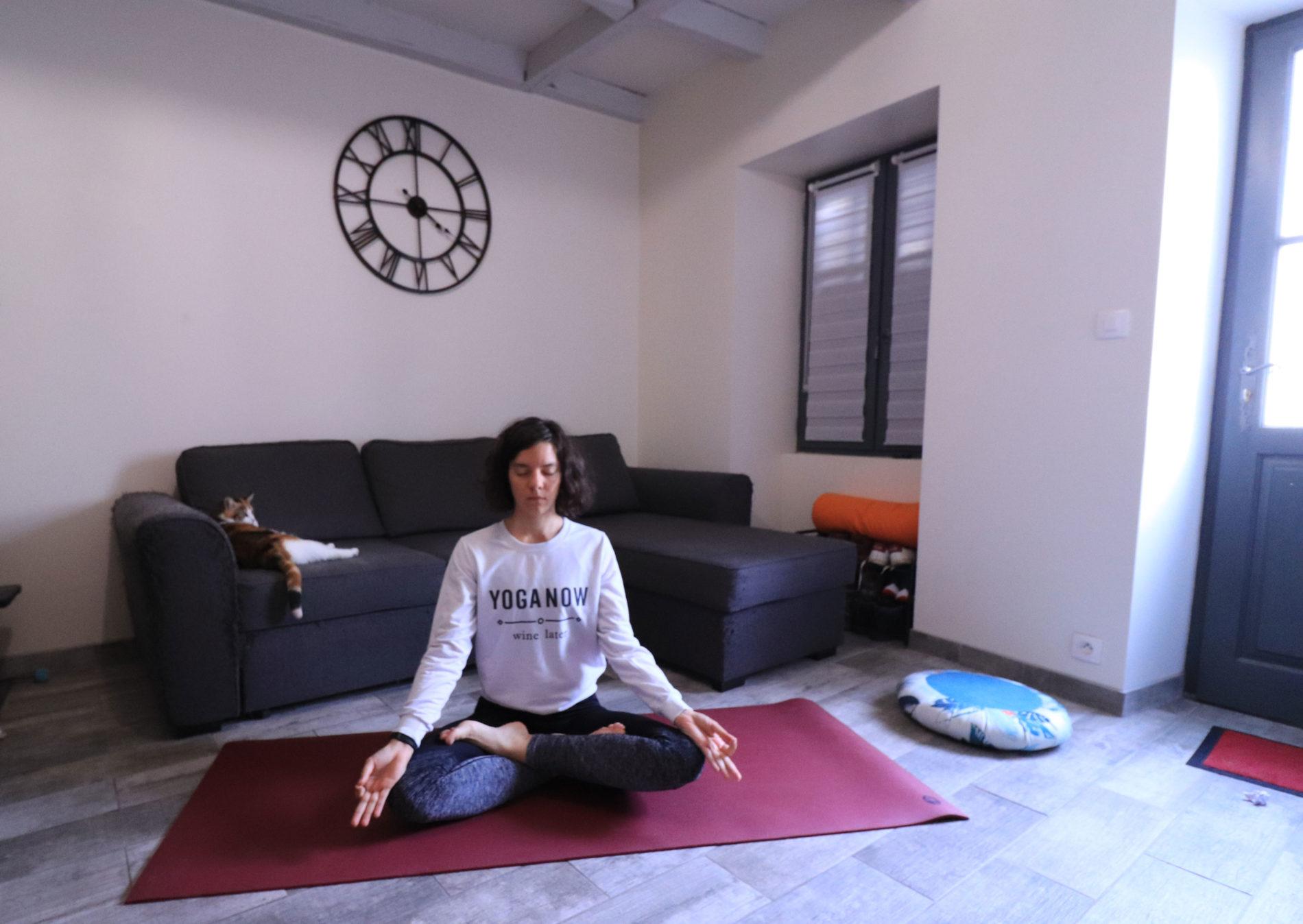 posture du lotus yoga
