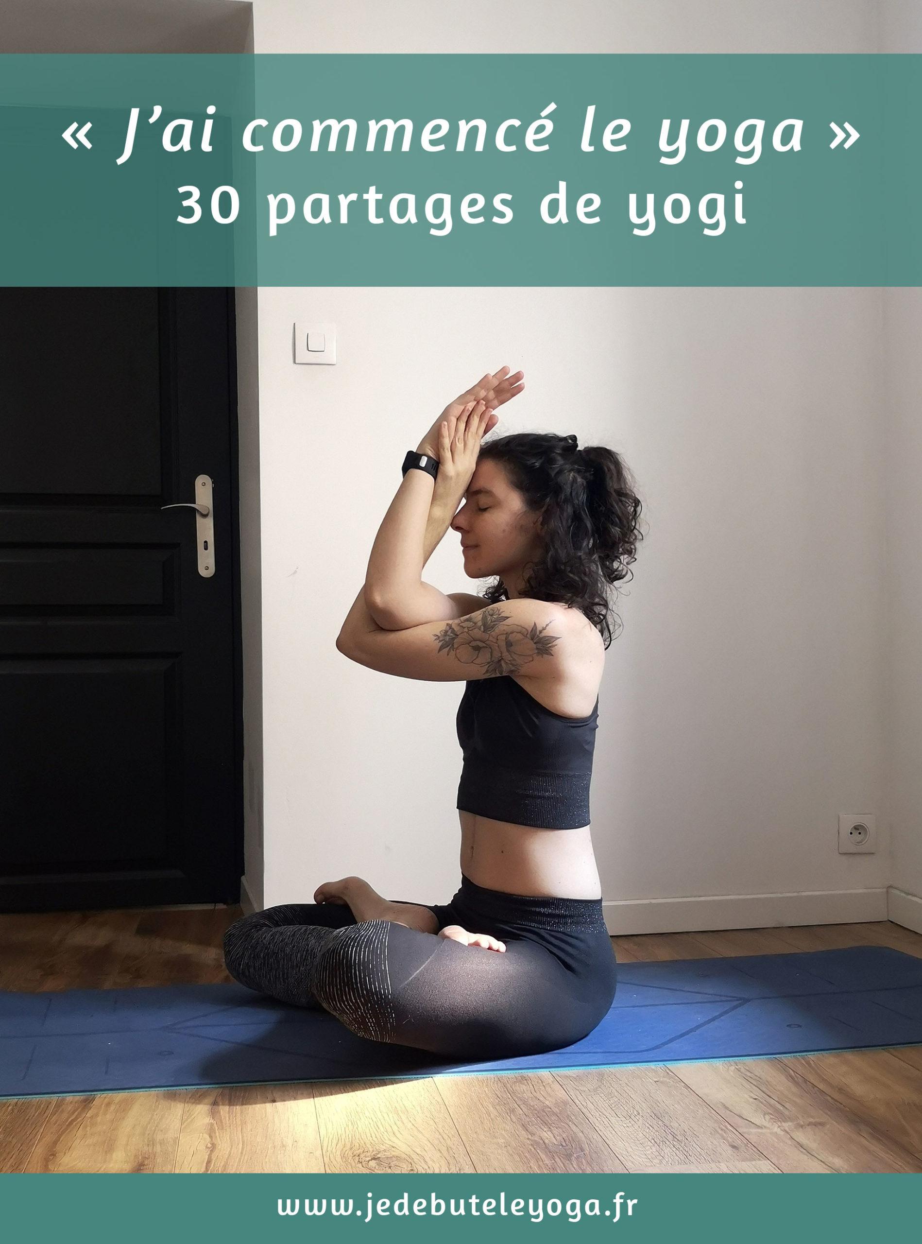 30 témoignages de yogi