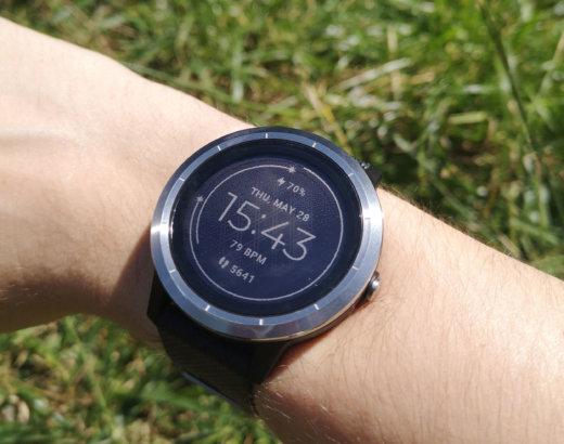 J'ai testé la montre Garmin Vivoactive 3 !