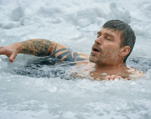 Résistez au froid, pratiquez la méthode Wim Hof ! – By Dorian