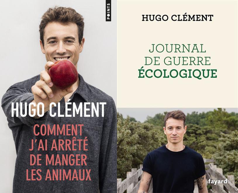 Livres Hugo Clément