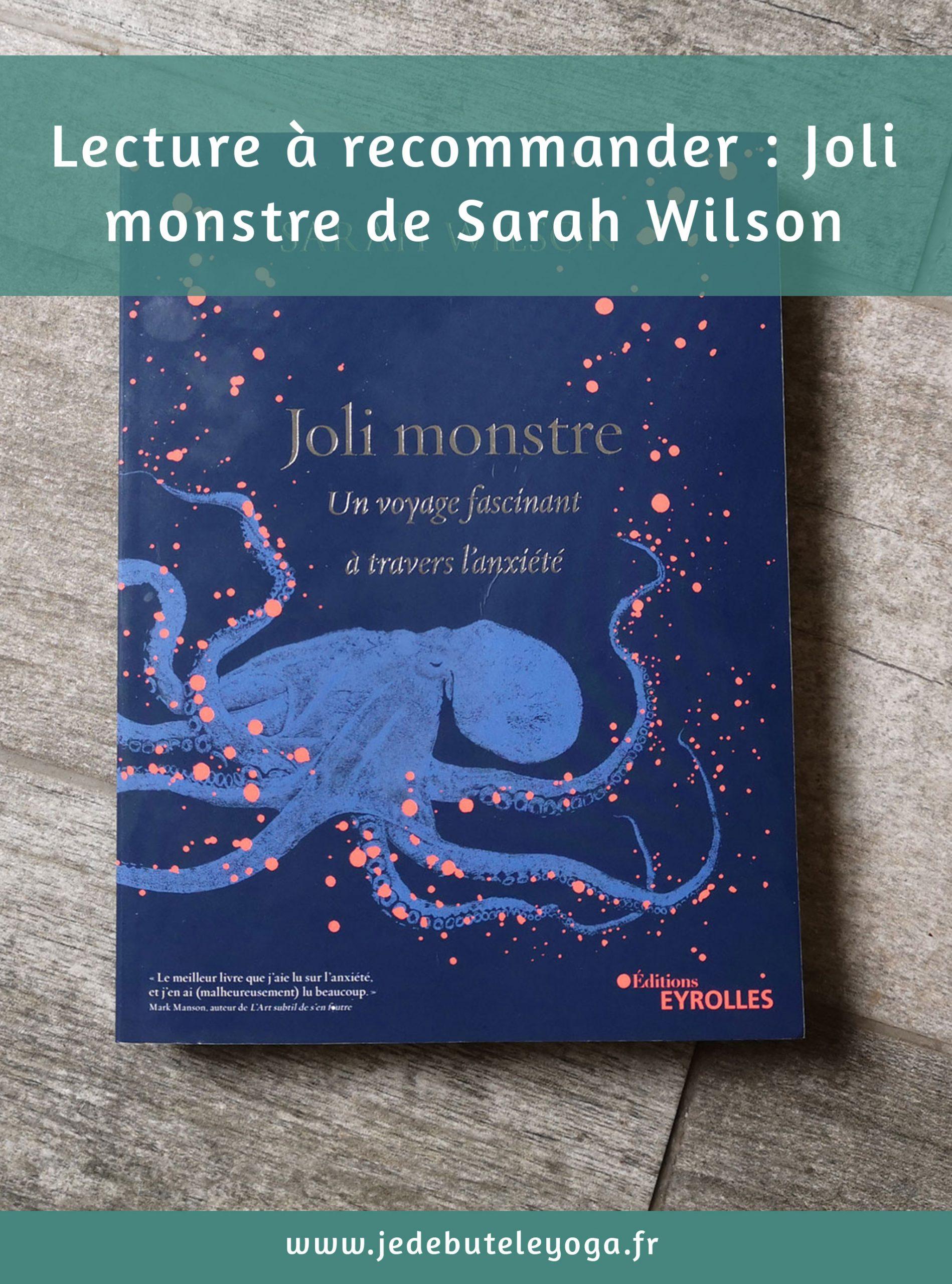 lecture joli monstre