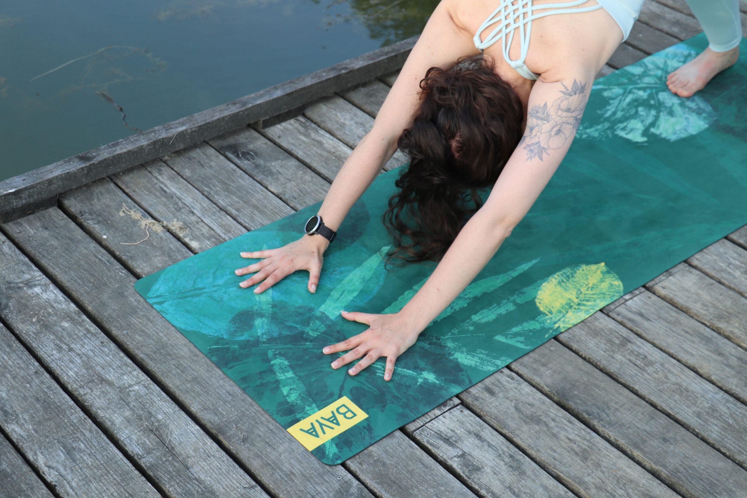 Tapis de yoga Kerala Baya