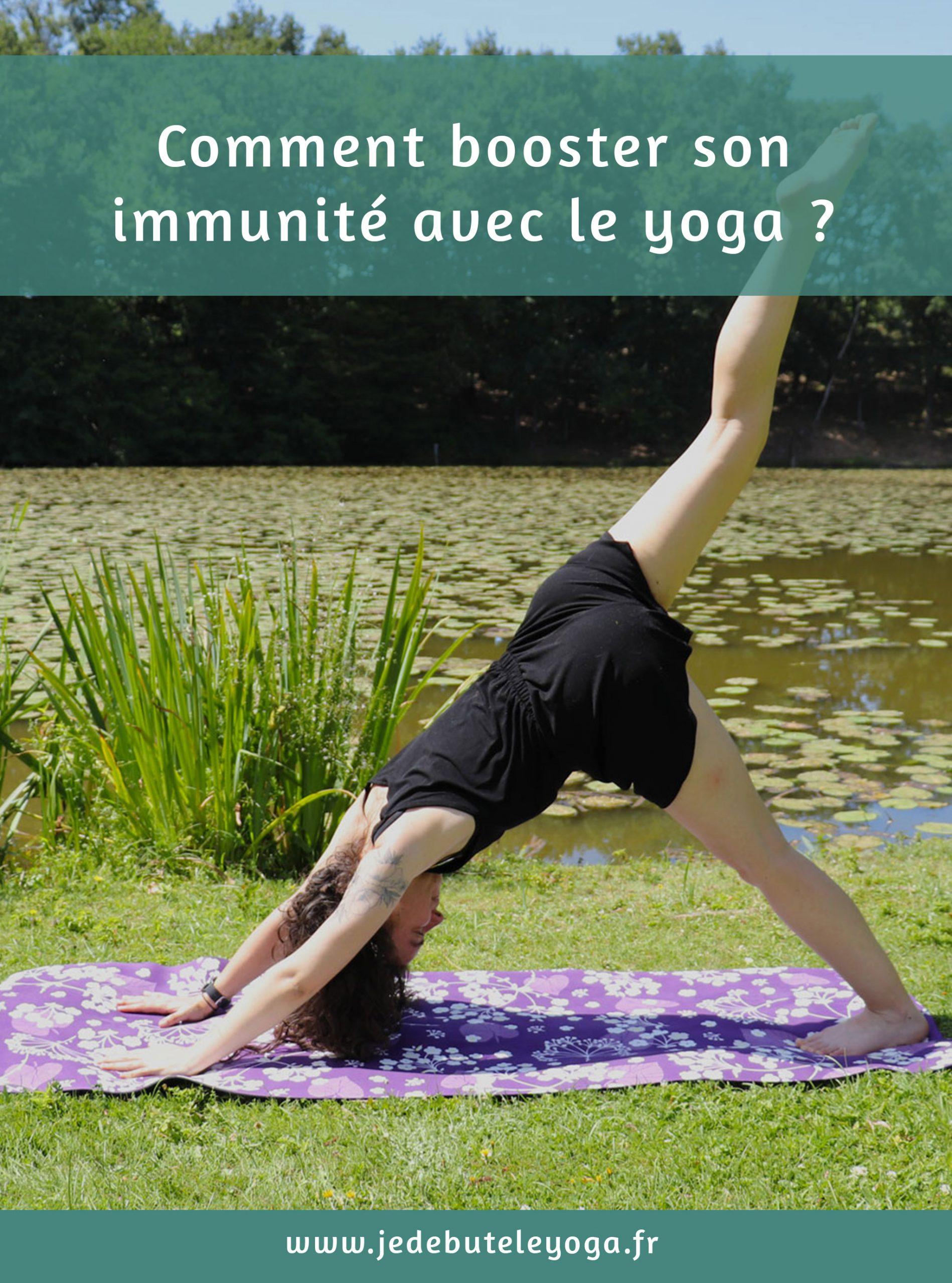 booster son immunité avec le yoga