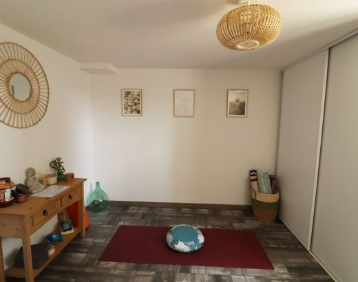 Aménager une pièce yoga à la maison