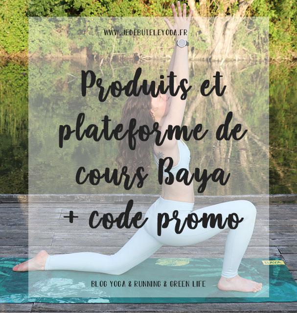 produits Baya yoga