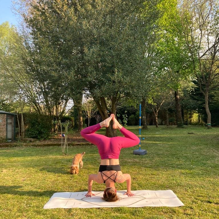 temoignage julie yoga