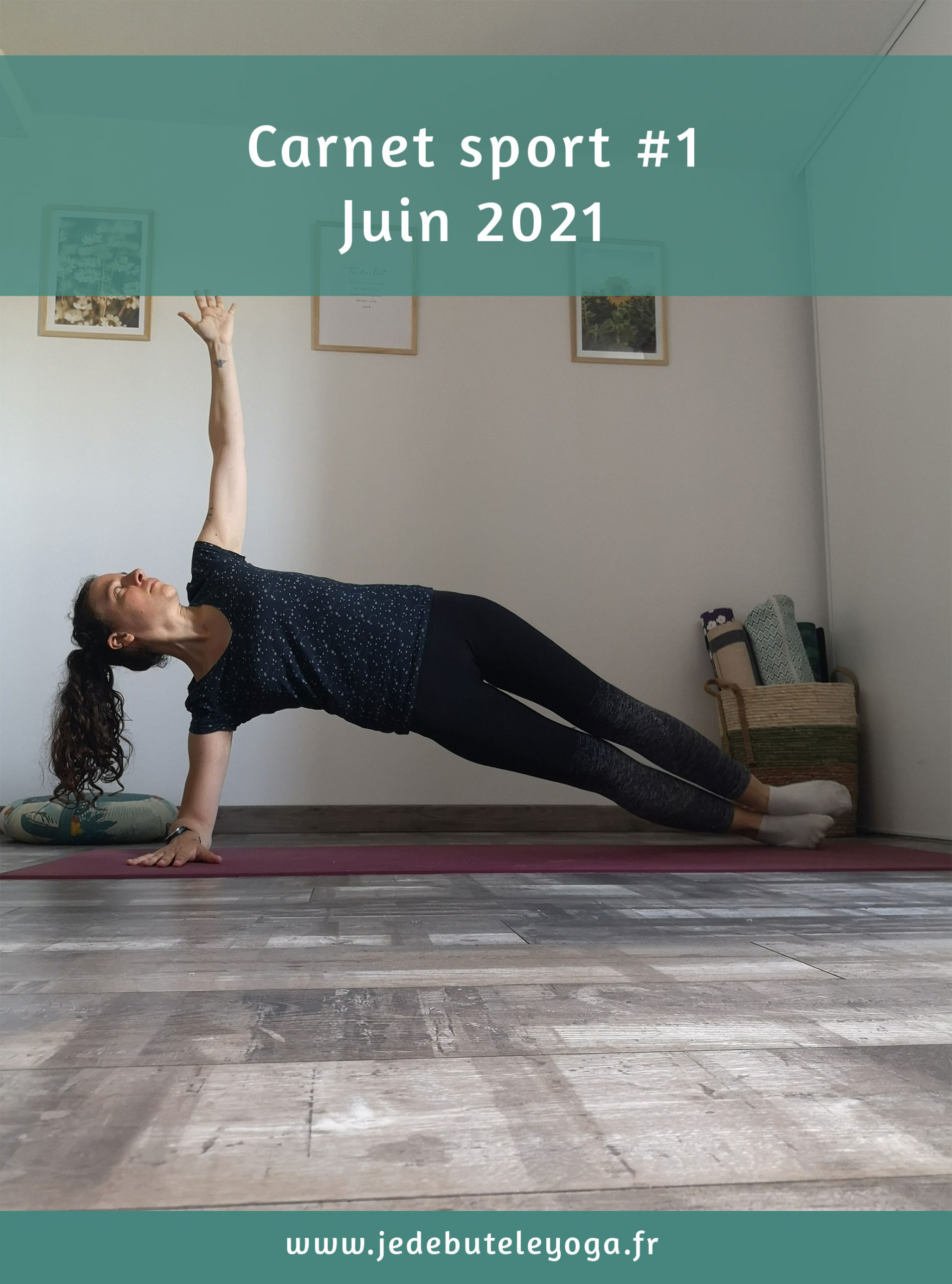carnet sport juin 2021