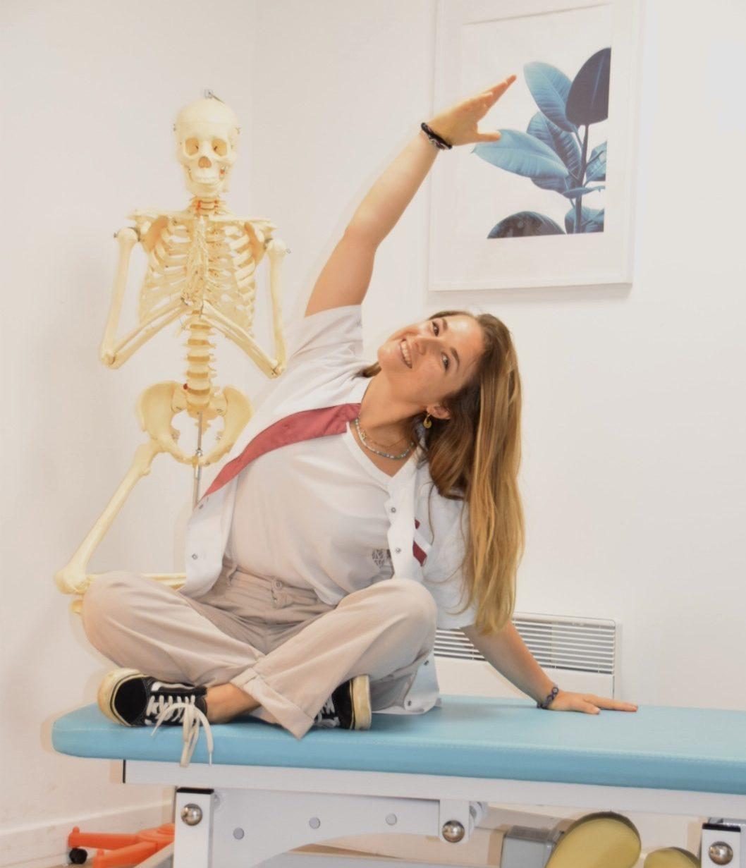 Lien entre ostéopathie et yoga, Magaly Le floch